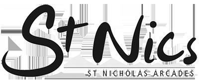 St Nicolas Arcades Logo